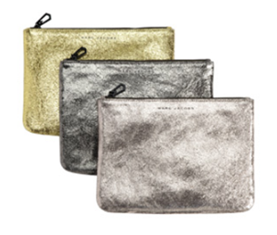 metallic pouches