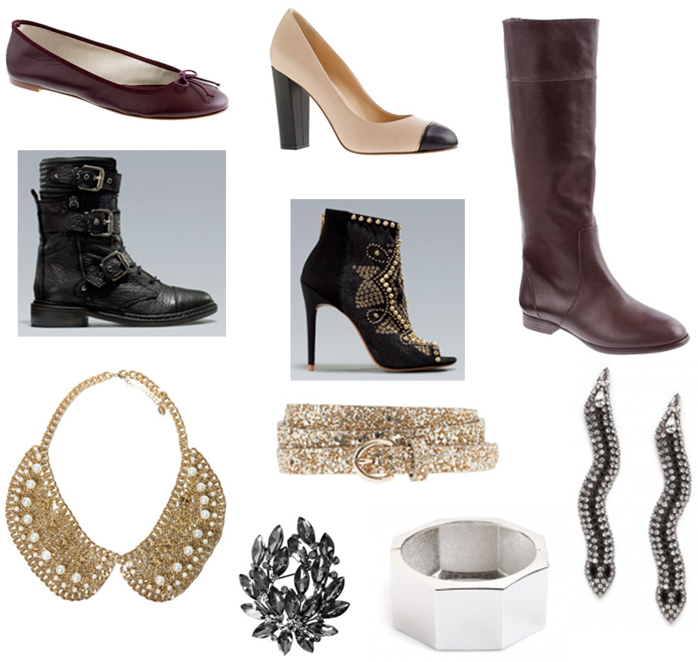 shoes and accessories dec