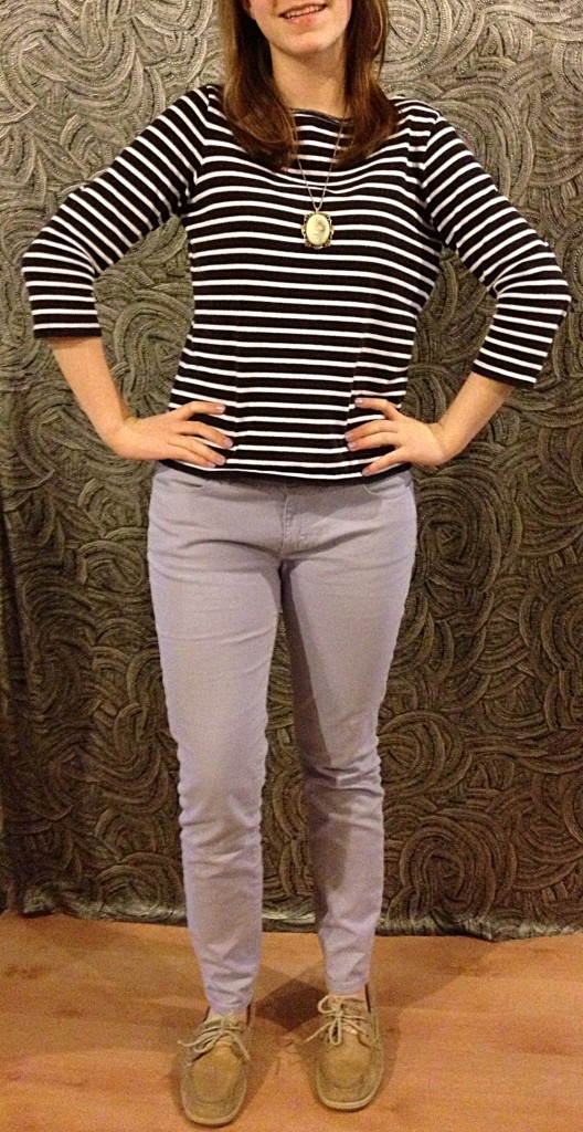 lilac and stripes 1