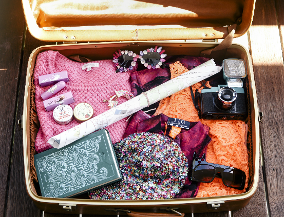 Vacation Packing – sarah kate style