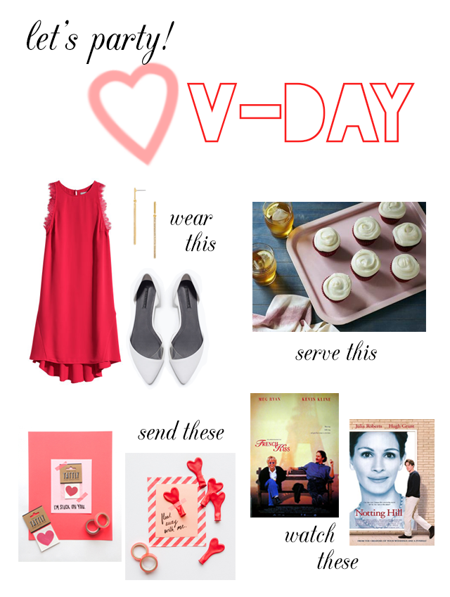 party plan - v-day