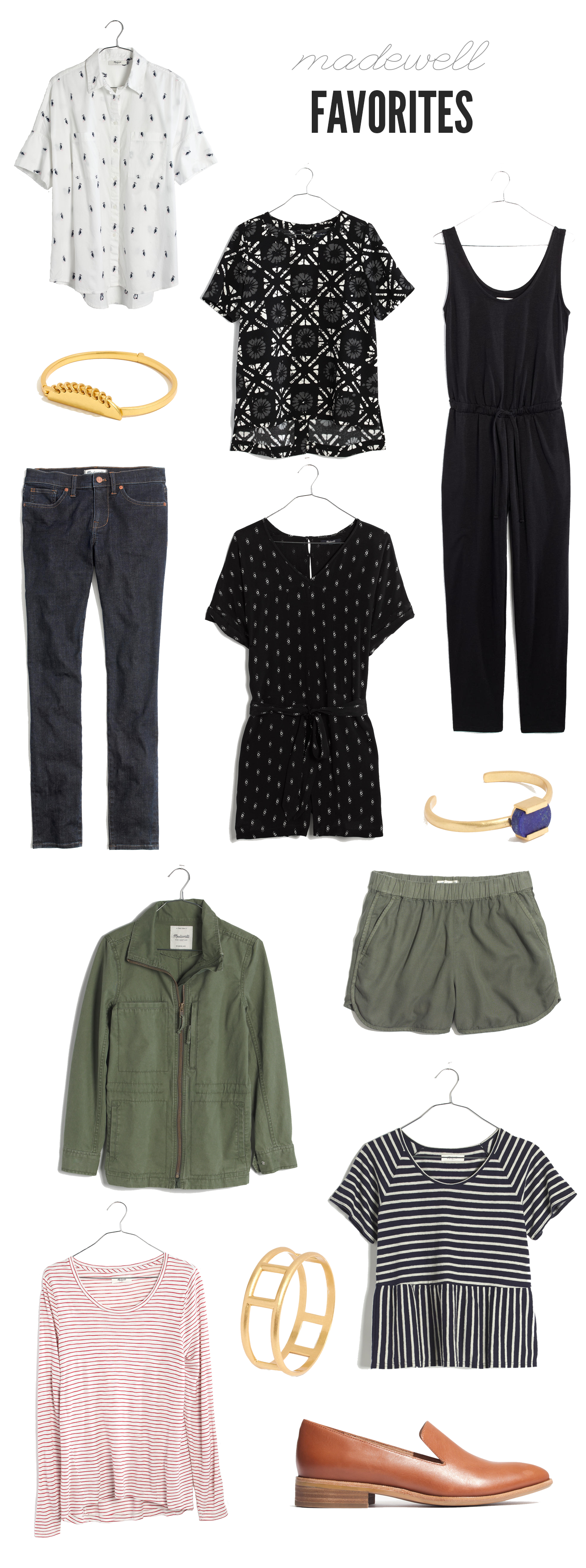 madewell favorites