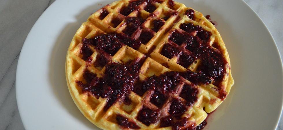 waffle slider